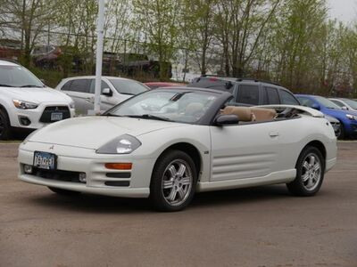 2001_Mitsubishi_Eclipse_GT Spyder_ Inver Grove Heights MN