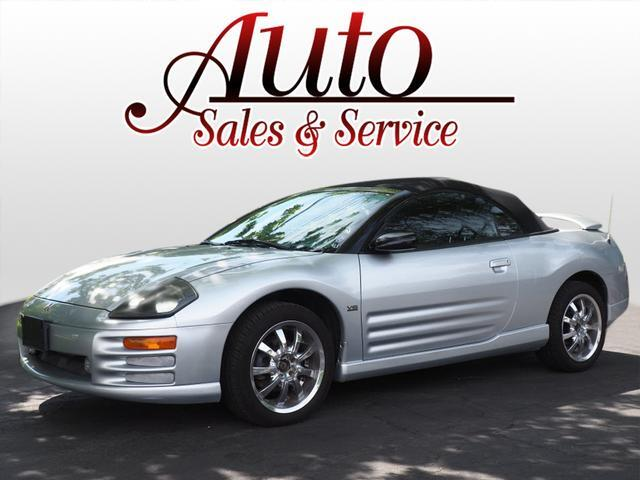 2001 Mitsubishi Eclipse Spyder GT Indianapolis IN