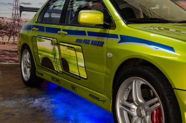 2001 Mitsubishi Lancer Evolution VII 2 Fast 2 Furious Bristol PA