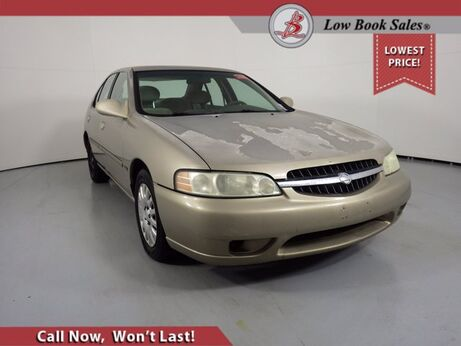 2001_Nissan_ALTIMA__ Salt Lake City UT