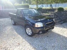 Nissan Frontier 2WD XE 2001