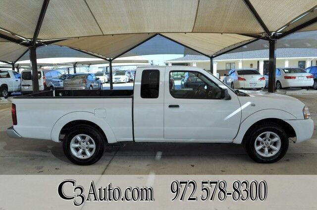 2001 Nissan Frontier 2WD XE Plano TX