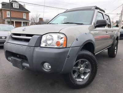 Nissan Frontier 4WD SE Off-Road 2001