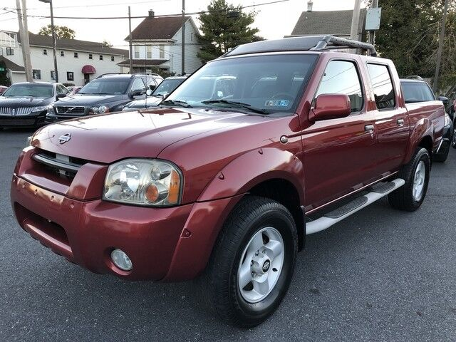 2001 Nissan Frontier 4WD SE Whitehall PA
