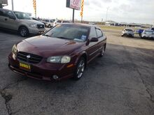 2001_Nissan_Maxima_SE 20th Anniv_ Killeen TX