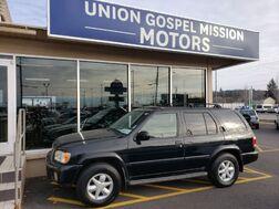 2001_Nissan_Pathfinder (Needs Work)_SE 4WD_ Spokane Valley WA