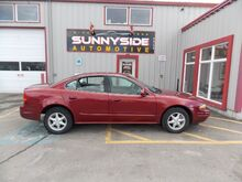 2001_Oldsmobile_Alero_GL2 Sedan_ Idaho Falls ID