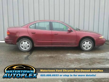 2001 Oldsmobile Alero GL2 Watertown SD