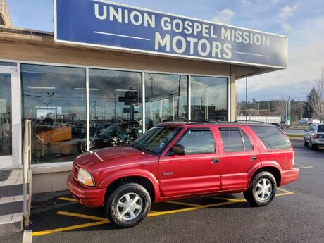 2001 Oldsmobile Bravada (Needs Work) AWD Spokane Valley WA