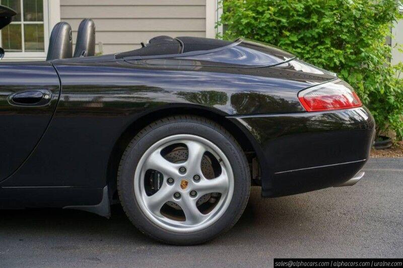 2001 Porsche 911 Carrera  Boxborough MA