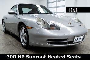 2001_Porsche_911_Carrera 300 HP Sunroof Heated Seats_ Portland OR