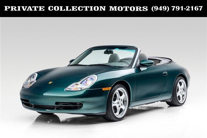 2001_Porsche_911_Carrera 4_ Costa Mesa CA