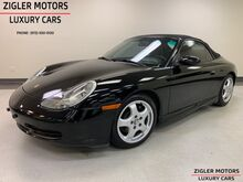 2001_Porsche_911 Carrera_Cabriolet 6-Speed Manual Power Top Clean Carfax new tires_ Addison TX