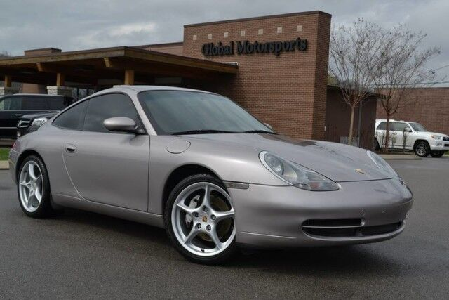 2001 Porsche 911 Carrera Local Trade/Tons of Service Just Done/New Clutch/All Wheel Drive/6 Speed/Bose/Suede Headliner Nashville TN