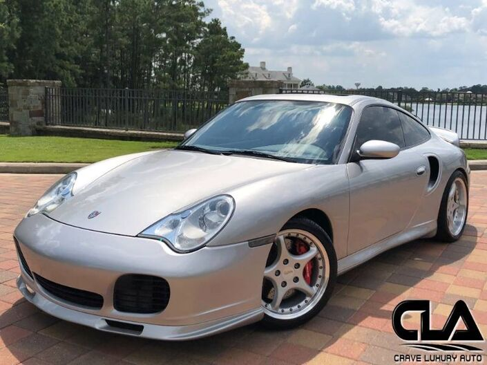 2001 Porsche 911 Turbo  The Woodlands TX