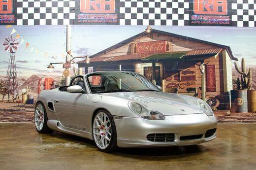 2001 Porsche Boxster S Bristol PA