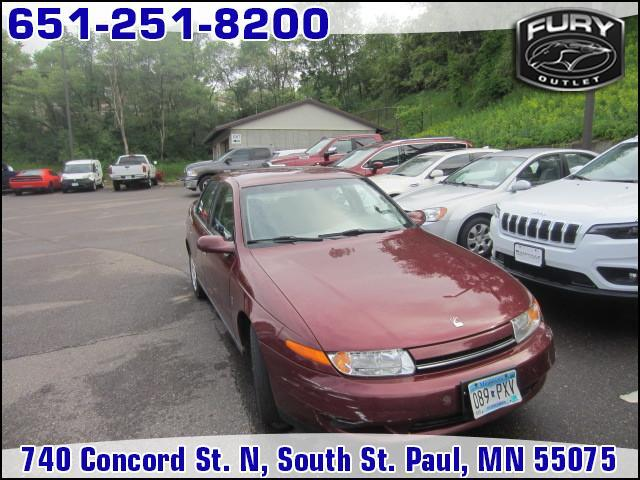 2001 Saturn LS L-200 Auto Lake Elmo MN