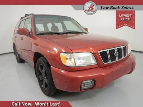 2001_Subaru_FORESTER_S w/Premium Pkg_ Salt Lake City UT