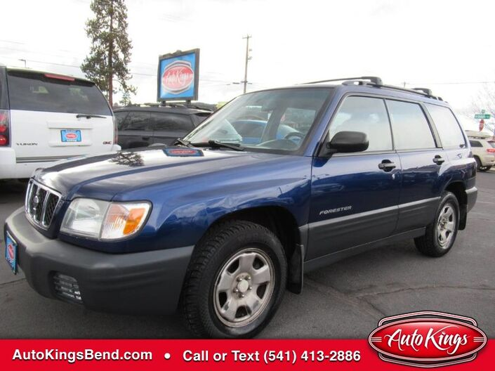 2001 Subaru Forester L Bend OR