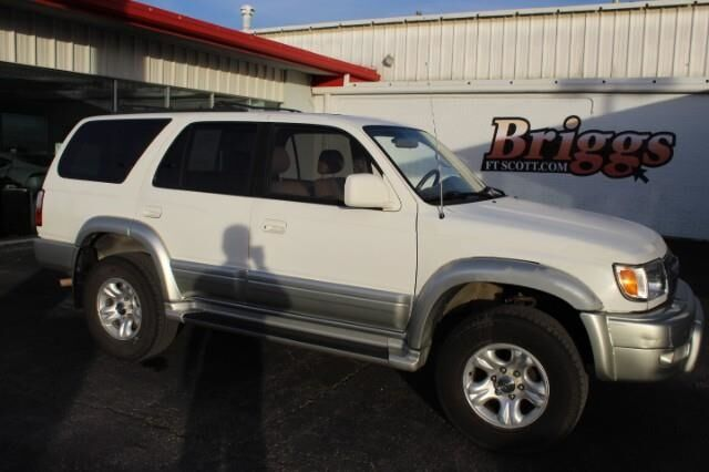 2001 Toyota 4Runner 4dr Limited 3.4L Auto 4WD Fort Scott KS