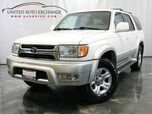 2001 Toyota 4Runner Limited 4WD Serviced **Timing Belt Just Replaced**