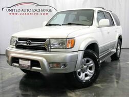 2001_Toyota_4Runner_Limited 4WD Serviced **Timing Belt Just Replaced**_ Addison IL