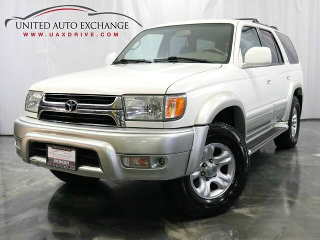 2001 Toyota 4Runner Limited 4WD Serviced **Timing Belt Just Replaced** Addison IL