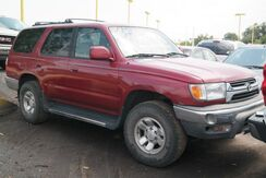 2001_Toyota_4Runner_SR5_ Trinidad CO