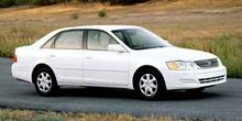 2001_Toyota_Avalon_XL w/Bucket Seats_ Roseville CA
