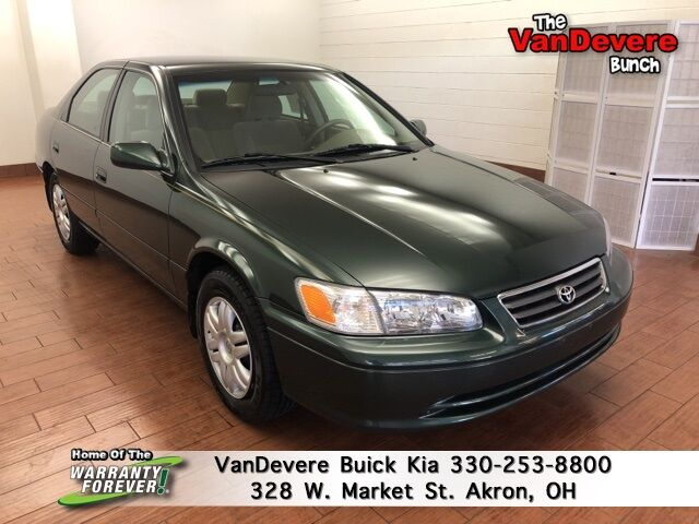 2001 Toyota Camry LE Akron OH