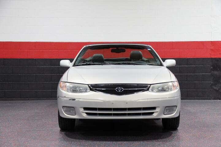 2001 Toyota Camry Solara SE 2dr Convertible Chicago IL