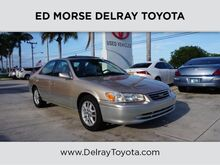 2001_Toyota_Camry_XLE_ Delray Beach FL