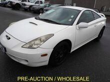 2001_Toyota_Celica_GT PRE-AUCTION_ Burlington WA