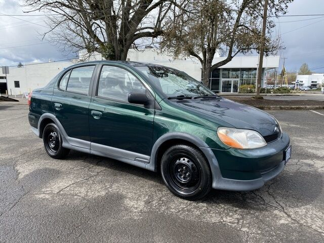 2001 Toyota Echo Base Beaverton OR