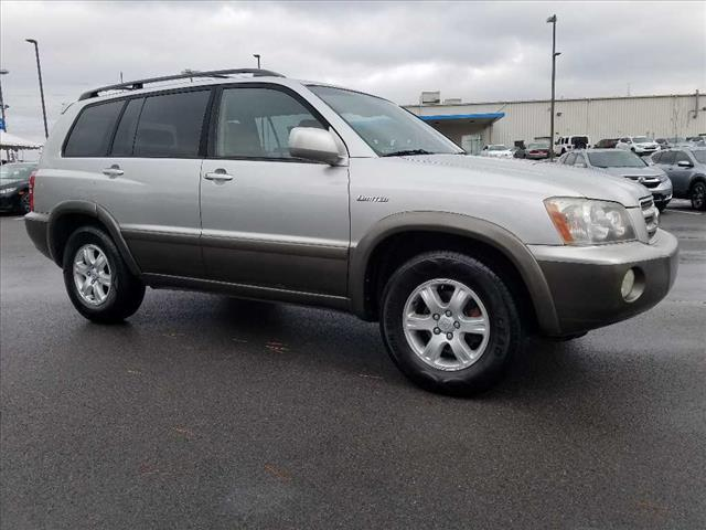 2001 Toyota Highlander Base Chattanooga TN