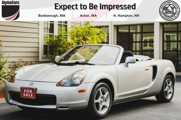 2001_Toyota_MR2 Spyder__ Boxborough MA