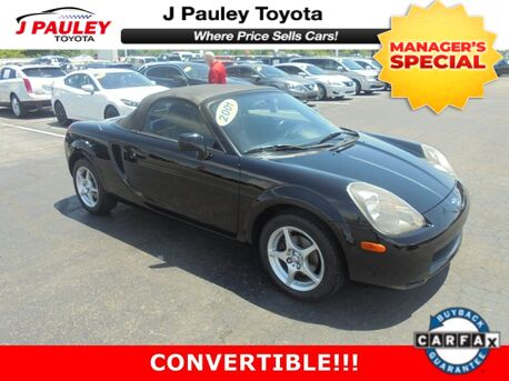 2001_Toyota_MR2 Spyder__ Fort Smith AR