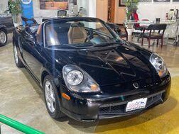 2001_Toyota_MR2 Spyder_LEATHER SEATS LEATHER STEERING WHEEL ALLOY WHEELS_ Carrollton TX