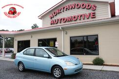 2001_Toyota_Prius_Base_ North Charleston SC