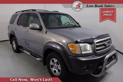 2001_Toyota_SEQUOIA_SR5_ Salt Lake City UT