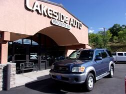 2001_Toyota_Sequoia_SR5 4WD_ Colorado Springs CO