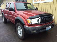 2001_Toyota_Tacoma_PreRunner Double Cab V6 2WD_ Spokane WA