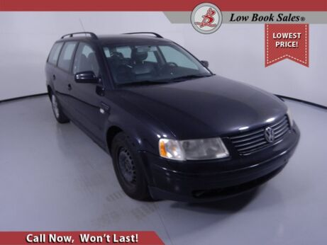 2001_Volkswagen_PASSAT_GLS_ Salt Lake City UT