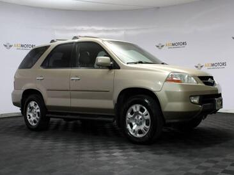 2002_Acura_MDX_Sunroof,Heated Front Seats,Rear AC Controls_ Houston TX