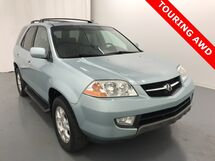 2002 Acura MDX Touring 4WD