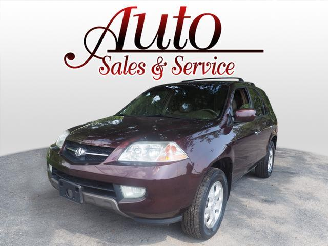 2002 Acura MDX Touring Indianapolis IN