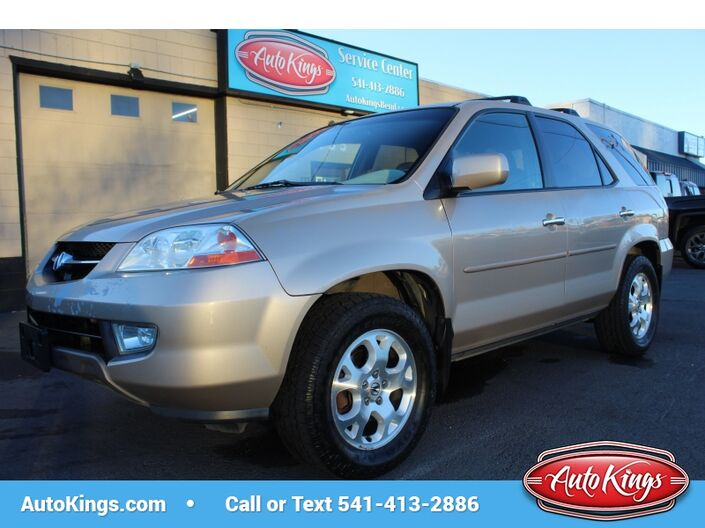 2002 Acura MDX Touring Pkg Bend OR