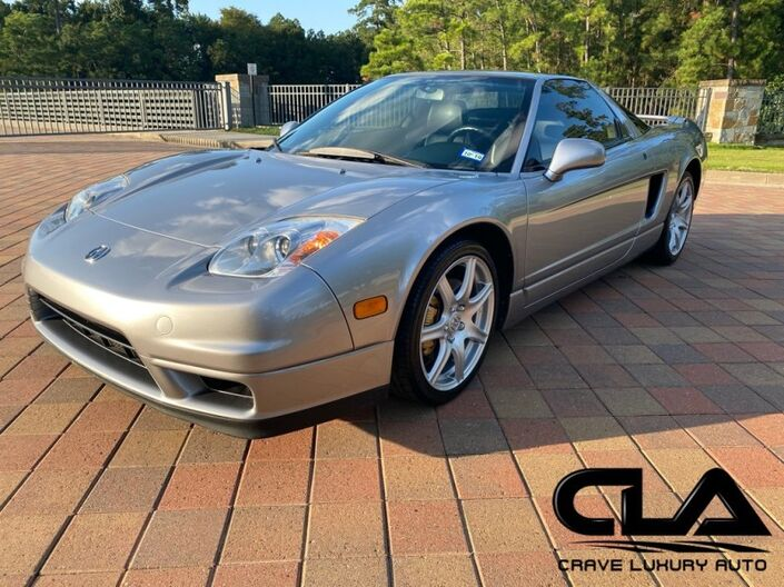 2002 Acura NSX  The Woodlands TX