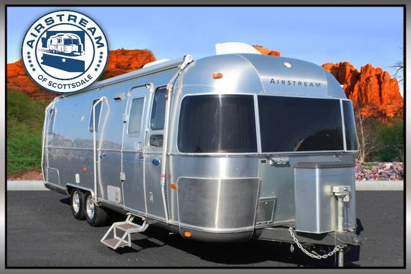 2002 Airstream Classic 28 Travel Trailer All units treated with Cilajet Anti-Microbial Fog Scottsdale AZ