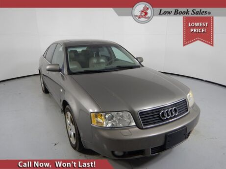 2002_Audi_A6__ Salt Lake City UT